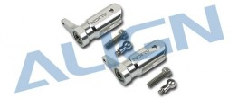 Trex 250 - Metal Main Rotor Holder Set - Silver