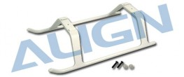 Landing Skid Set - White