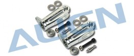 TREX 700 Metal Main Rotor Holders - Silver