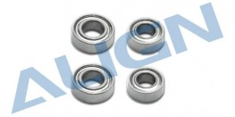 Trex 450L - Bearing Set (MR74zz/MR63zz)