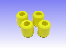 Anti Skid Rubbers - YELLOW
